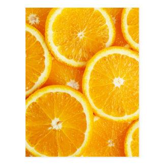 Oranges and more Oranges Postcard