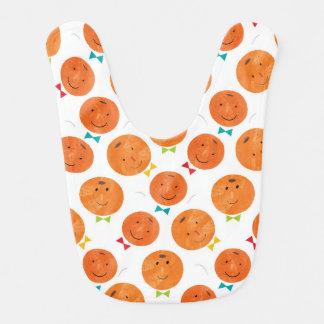 Oranges! Baby Bibs