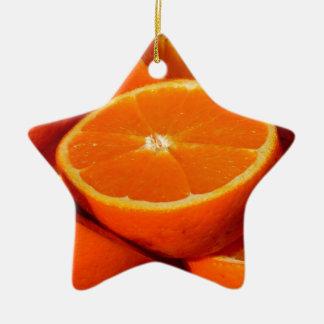 Oranges. Christmas Ornament