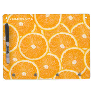 Oranges custom message board