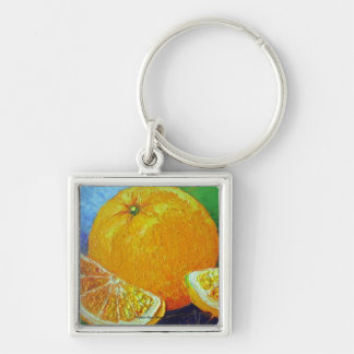 Oranges Key Chains