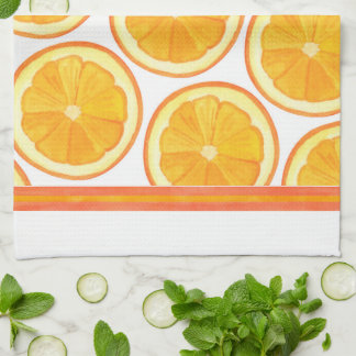 Oranges - Kitchen Towel