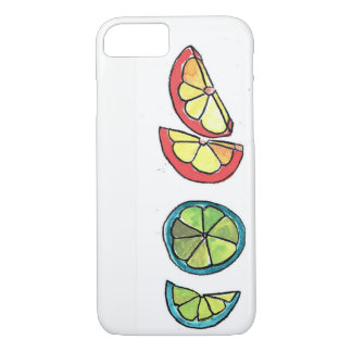 Oranges&Limes iPhone 8/7 Case