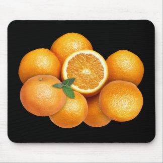 Oranges Mouse Pad