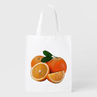 Oranges Reusable Bag