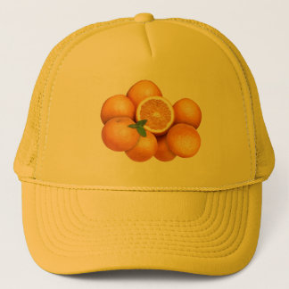 Oranges Trucker Hat