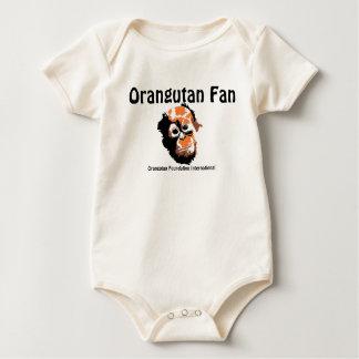 Orangutan Baby Cute Bodysuits