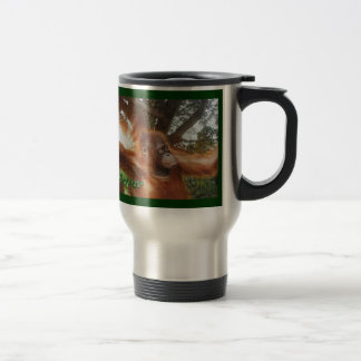 Orangutan & Borneo Jungle Wildlife-supporter Mug