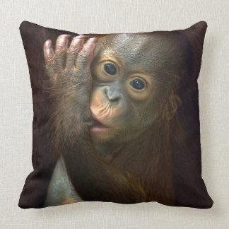 Orangutan Cushion