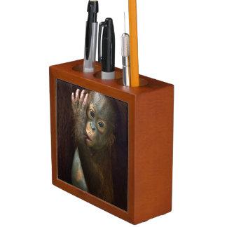 Orangutan Desk Organiser