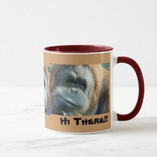 Orangutan Hi!.. Mug