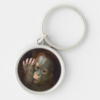Orangutan Key Ring