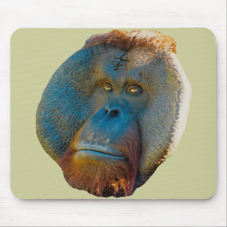Orangutan Male Mouse Mat