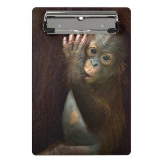 Orangutan Mini Clipboard
