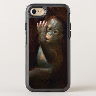 Orangutan OtterBox Symmetry iPhone 7 Case