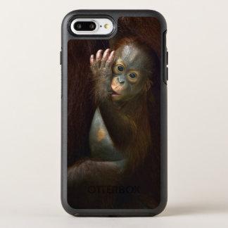 Orangutan OtterBox Symmetry iPhone 7 Plus Case