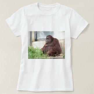 Orangutan Portrait T-Shirt