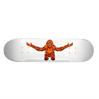 Orangutan Skateboard Deck