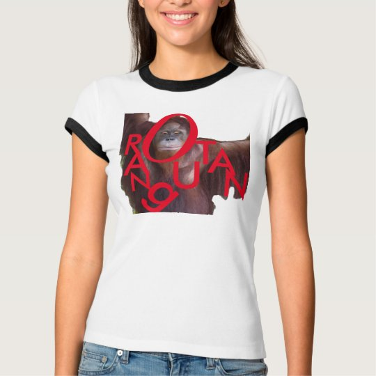 Orangutan Spelling T-Shirt