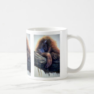Orangutan study mugs