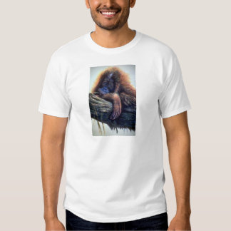 Orangutan study shirt