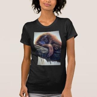 Orangutan study tee shirt