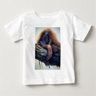 Orangutan study t-shirts