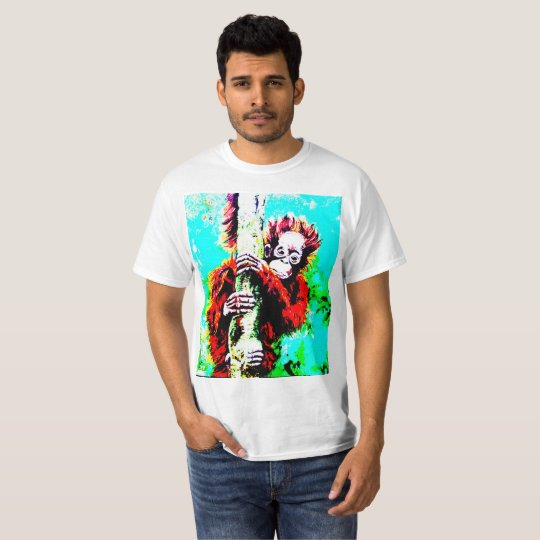 Orangutan T Shirt