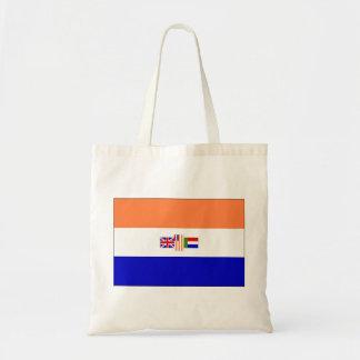 Oranje Blanje Blou Bag