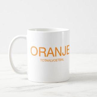 Oranje: Total Footbal Coffee Mug