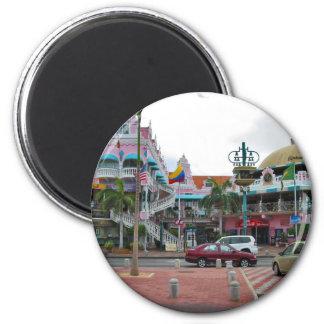 Oranjestad Aruba Magnet