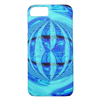Orb Blue iPhone 7 case