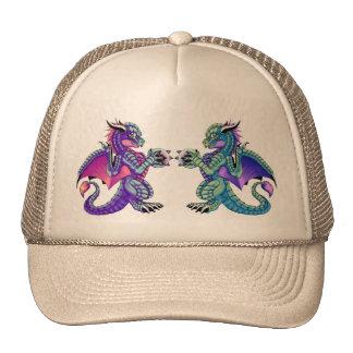 Orb dragons hat