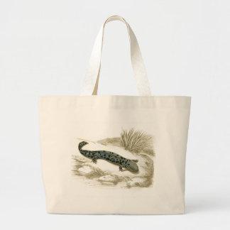 Orbigny - Salamander - Menopoma alleghnensis Bags