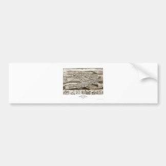 Orbisonia and Rock Hill Car Bumper Sticker