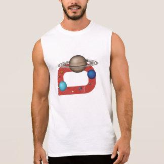 Orbit People Sleeveless Shirts