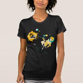 Orbital Oasis Tee Shirts