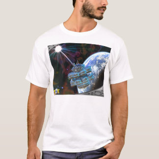 Orbital Station 7 T-Shirt