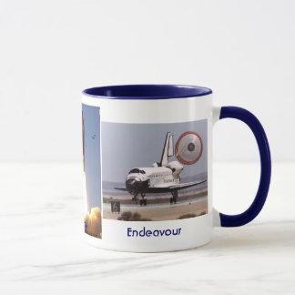 Orbiter Trio / Discovery - Atlantis - Endeavour Mug