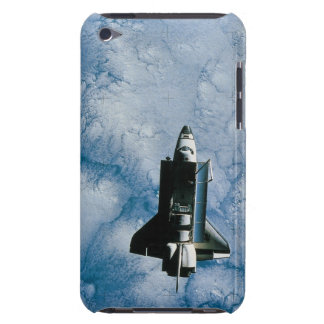 Orbiting Space Shuttle iPod Touch Cover