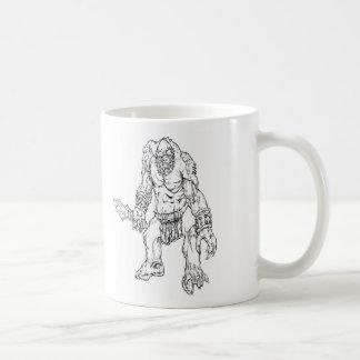 Orc Basic White Mug