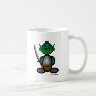 Orc (plain) basic white mug