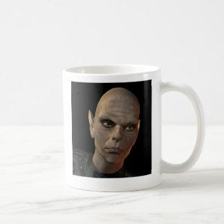 Orc Portrait Basic White Mug