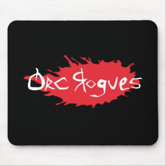 Orc Rogues Logo'd Mousepad