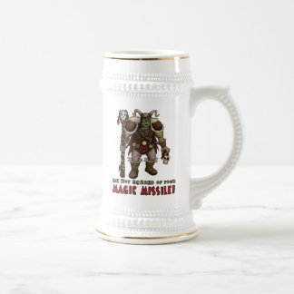 Orc Shaman Beer Stein