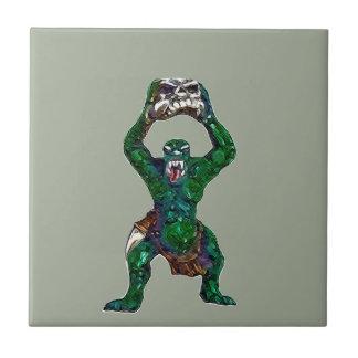 Orc Small Square Tile