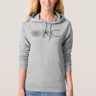Orc Weapons Collage Hoodie