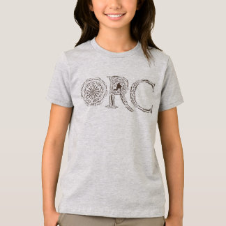 Orc Weapons Collage T-Shirt