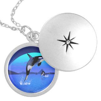 Orca 1 pendant