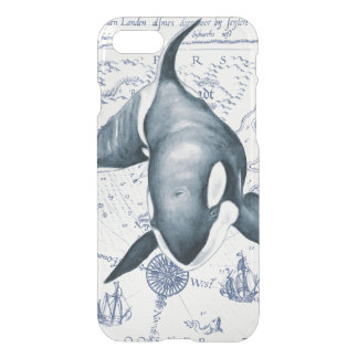 Orca Ancient Blue iPhone 8/7 Case